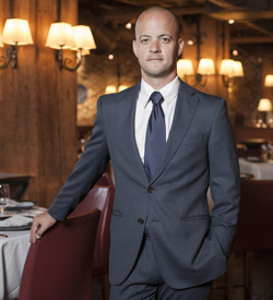 Profile Picture of Adrien Boutet, Restaurant Manager