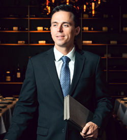 Profile Picture of Benjamin Wristen, Restaurant Manager